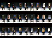 9x3 Stühle